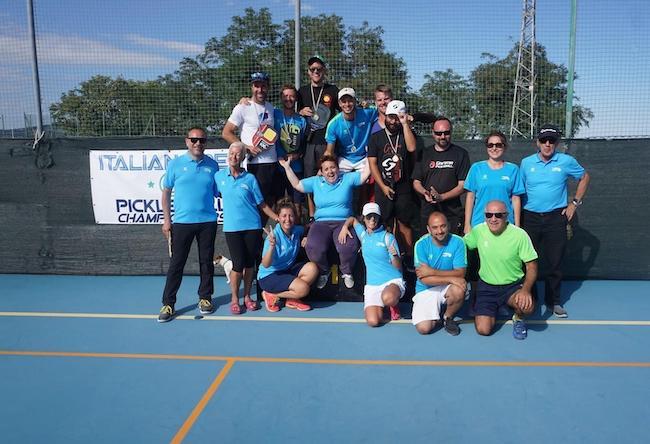 gruppo italian open