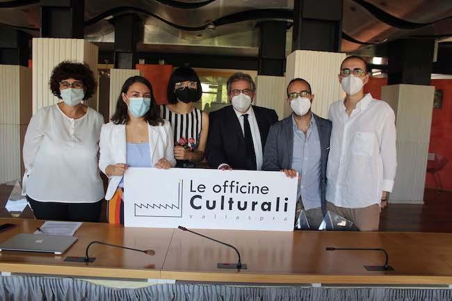 gruppo le officine culturali