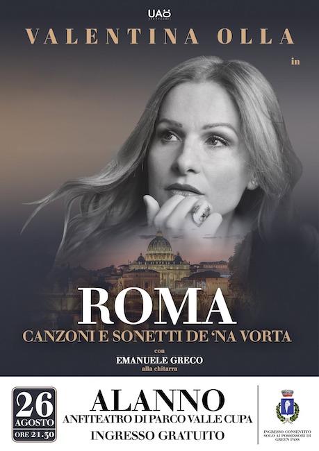 locandina roma de na vorta
