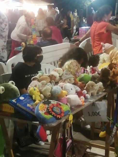 mercato bambini 20 agosto 2021