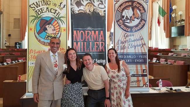 Il ricordo di Norma Miller a Pescara, si chiude Swing on the Beach 2021