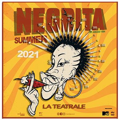 negrita summer tour