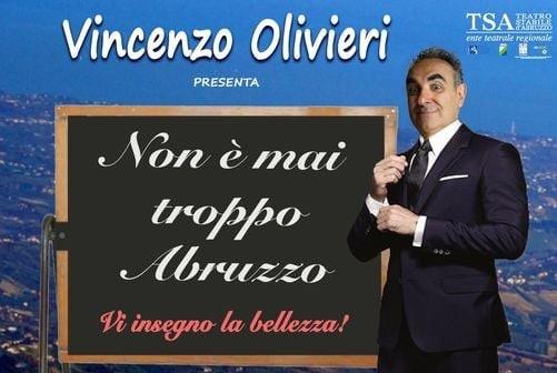 vincenzo olivieri non è mai troppo abruzzo