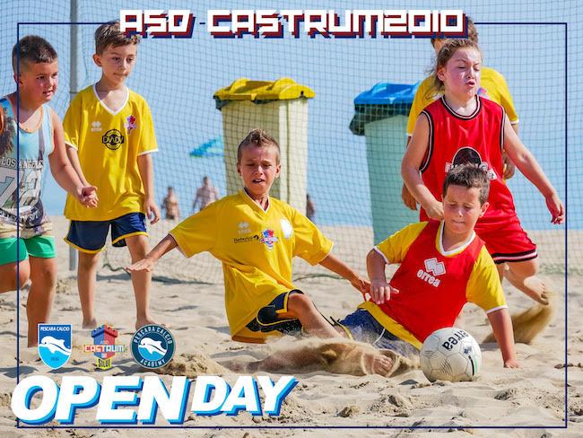 open day castrum