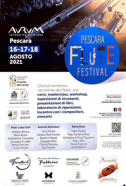 2° pescara flute festival