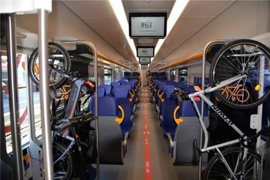 posto bici treni