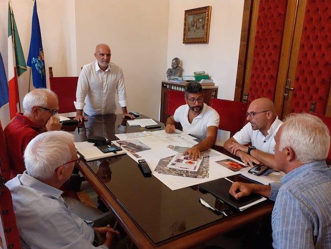 riunione esperti rinascita pineta dannunziana