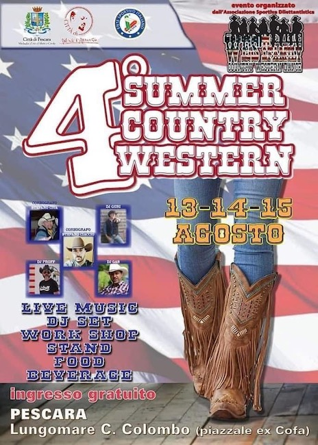 summer country western 2021