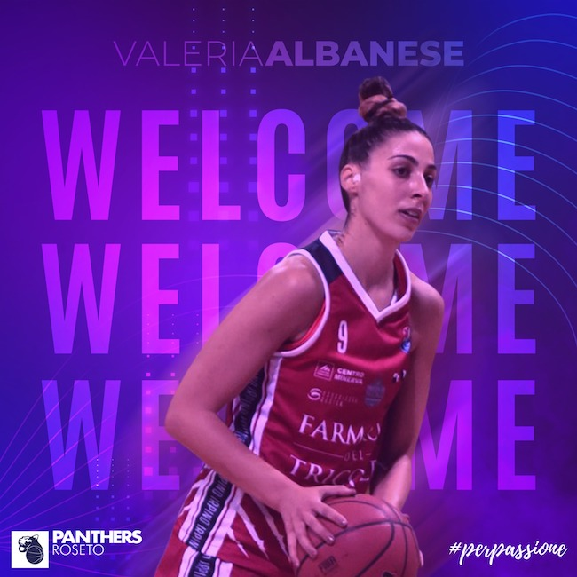 valeria albanese panthers