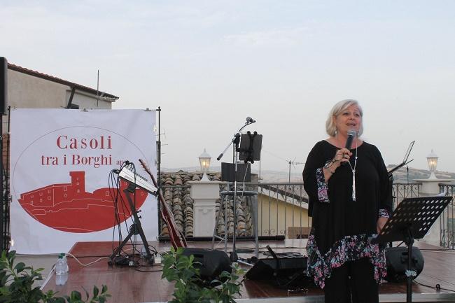 Presentazione Casoli tra i borghi- Antonella Allegrino