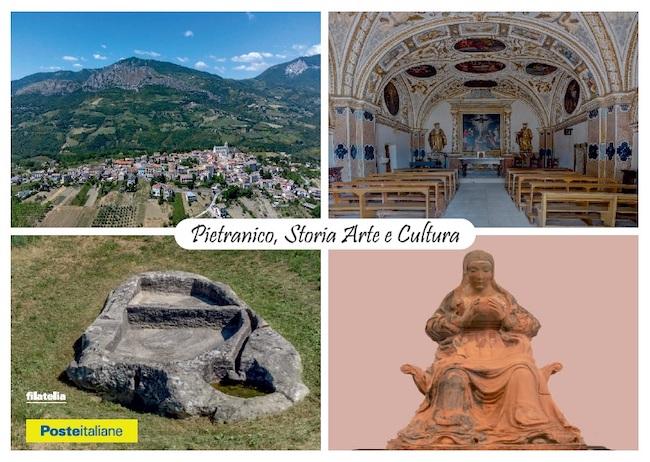 cartolina Pietranico