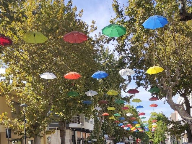 foto ombrelli