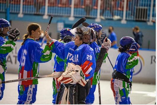 hockey femminile roccaraso