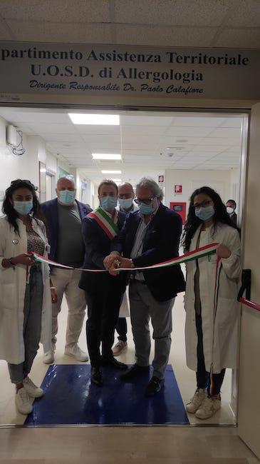 inaugurazione ospedale giulianova