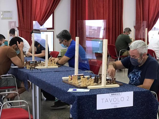 montesilvano scacchi
