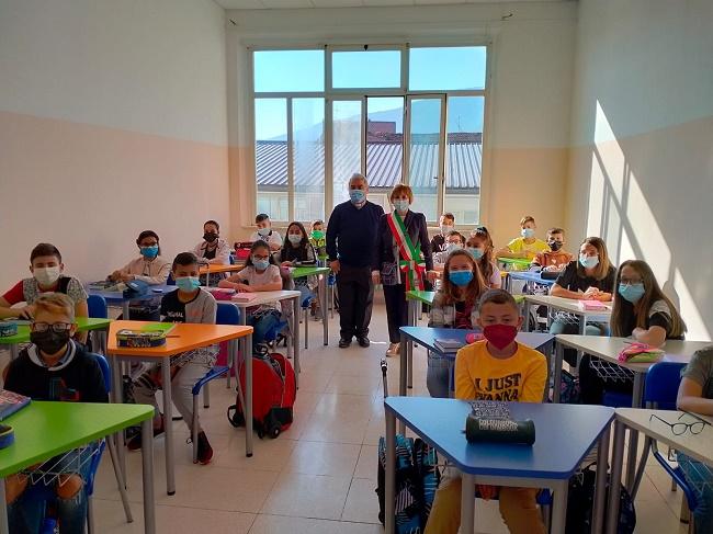 scuola luco dei marsi