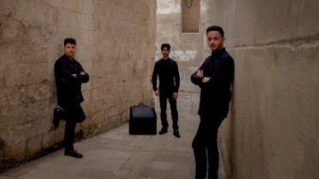 sirius accordion trio