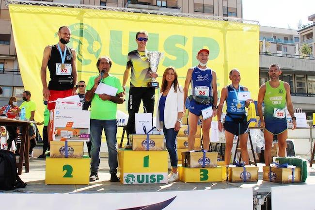 dannunziana 06102021 premiazione maratona uomini