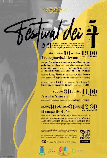 festival 5/4 ottobre 2021
