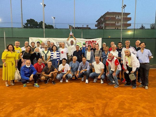 gruppo partecipanti torneo fidas