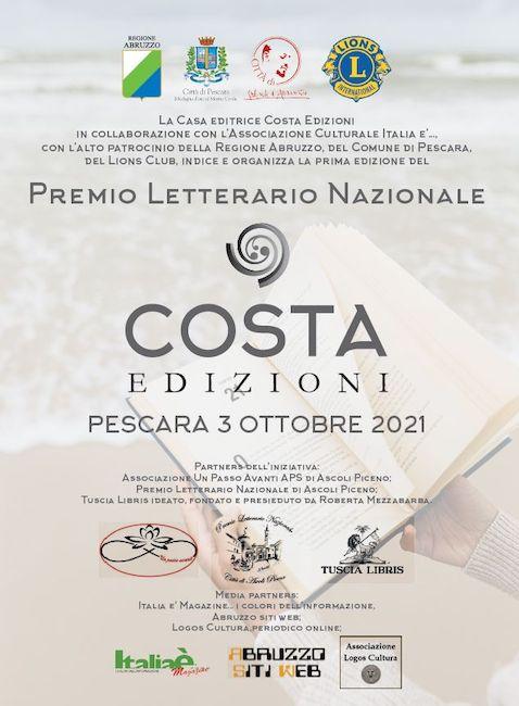 premio letterario nazionale costa edizioni