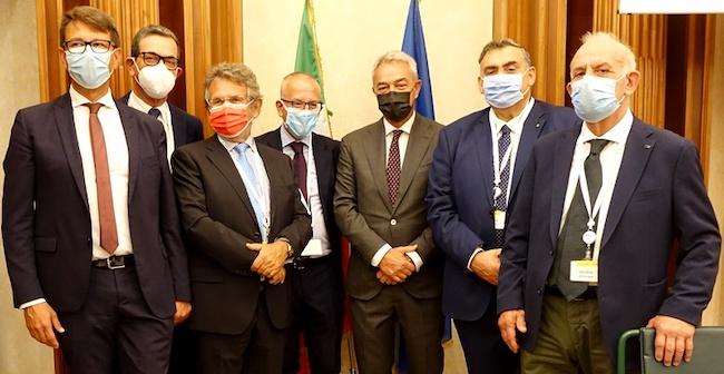 prima assemblea generale erfan roma izsam