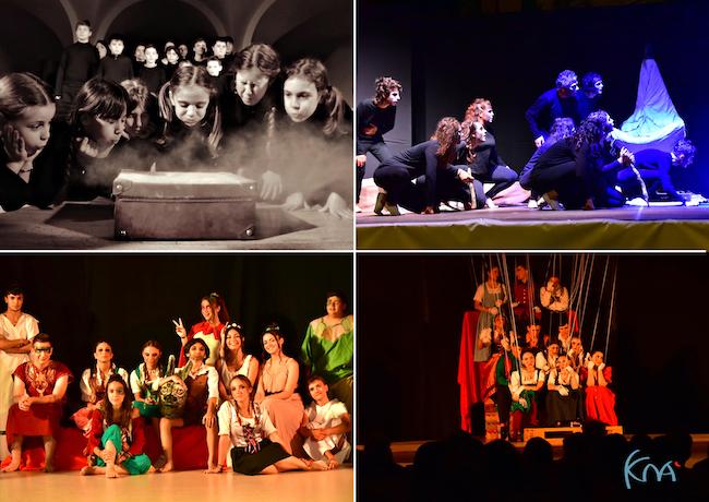 progetto teatro kna