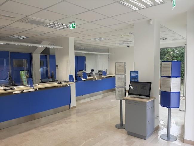 ufficio postale spoltore